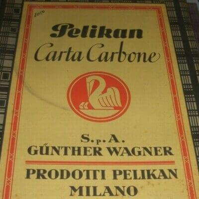 Carta Carbone Pelikan
